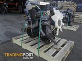 TOYOTA HILUX 1KD TURBO DIESEL ENGINE