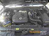 NISSAN NAVARA D40 YD25-T AIR CLEANER BOX