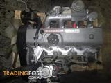 MITSUBISHI PAJERO 4D56-T ENGINE