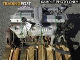 TOYOTA LANDCRUISER 1HZ 4200 ENGINE 1998 TO 2005