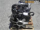 HOLDEN RODEO 4JB1 TURBO DIESEL ENGINE