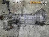 BRAVO COURIER WL TURBO 4X4 MANUAL GEARBOX