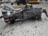 TOYOTA HILUX 5L G52L 4WD MANUAL GEARBOX