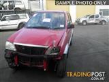 DAIHATSU TERIOS K3 4WD MANUAL GEARBOX