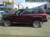 NISSAN PATROL AUTO VEHICLE WRECKING PARTS 2005