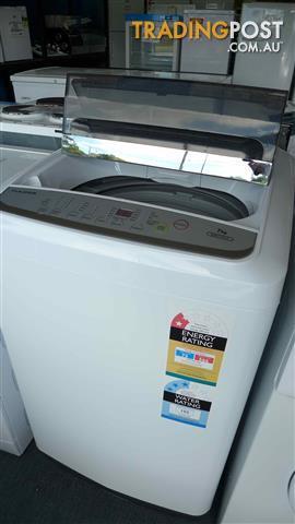 trading post washing machine