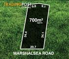 Lot 47/ Marshalsea Road ELIZABETH PARK SA 5113
