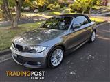 2009 BMW 1 23d E88 MY09 2D CONVERTIBLE