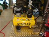 2 . 5 hp belt drive stanley air compressor