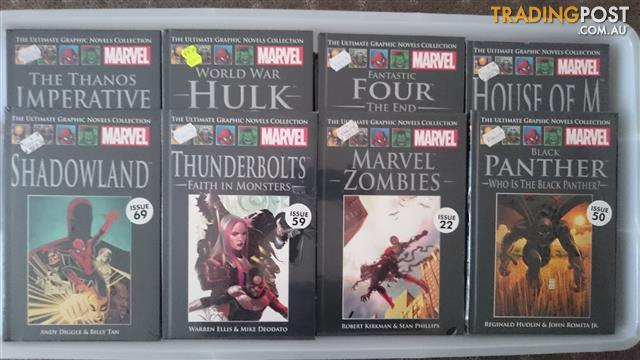 Marvel Books