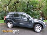 2009 SUZUKI GRAND VITARA (4x4) JT MY08 UPGRADE 4D WAGON