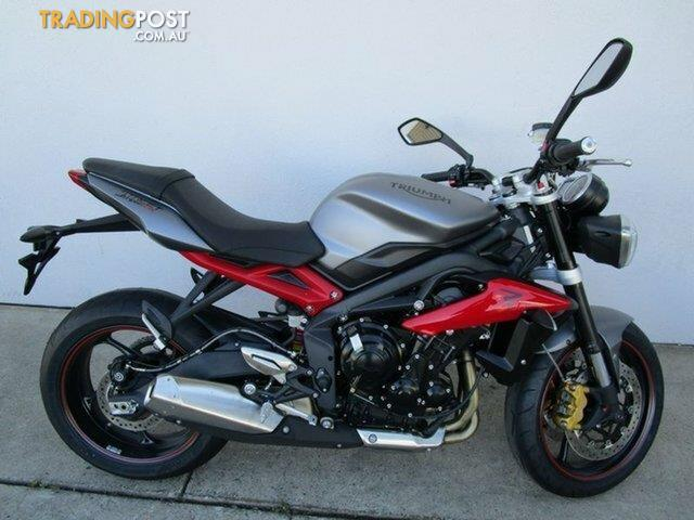 2017 triumph street triple r 675cc my12 for sale in blacktown nsw 2017 triumph street triple r. Black Bedroom Furniture Sets. Home Design Ideas