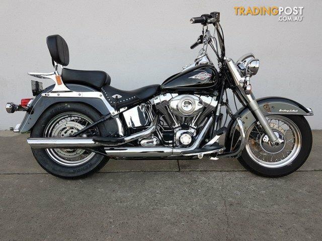 2009 Harley Davidson FLSTC Heritage Softail Classic 1600CC MY10 ...