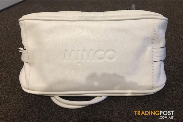 Mimco Turnlock Zip Top Large Bag BNWT