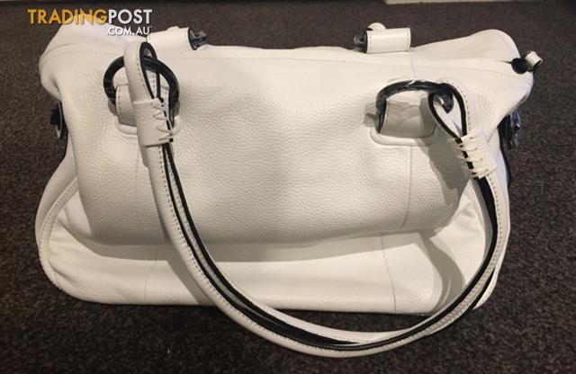 Mimco Turnlock Zip Top Large Bag BNWT