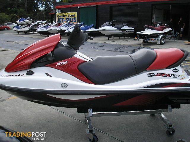 Kawasaki Stx F For Sale