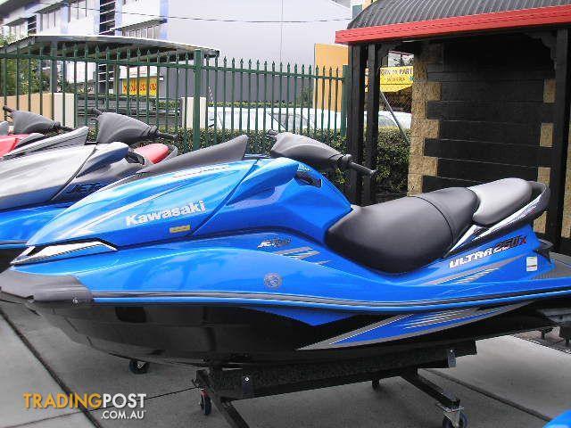 Kawasaki Ultra X For Sale Qld
