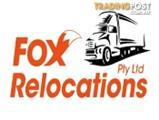 Fox Relocations Furniture Removalist