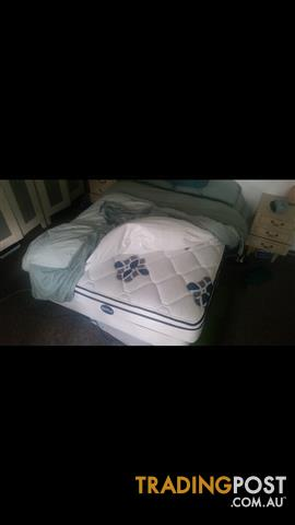 Miracoil sleep maker bed
