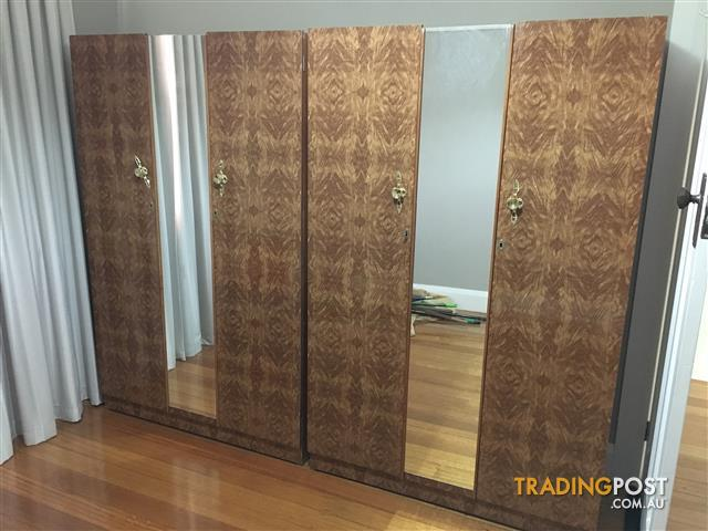Wardrobes to give away