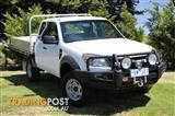 2011 Ford Ranger XL (4x2) PK Cab Chassis