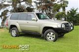 2005 Nissan Patrol ST GU IV MY05 Wagon
