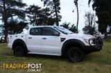 2012 Ford Ranger XL Double Cab PX Utility