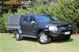 2013 Holden Colorado LX Crew Cab RG MY13 Cab Chassis