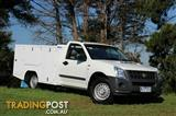 2007 Holden Rodeo LX RA MY07 Cab Chassis