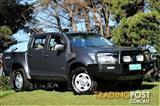 2014 Holden Colorado LX Crew Cab RG MY14 Utility