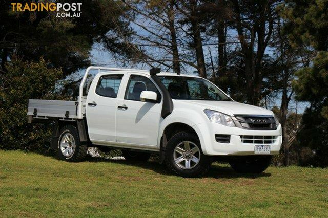 2015 Isuzu D Max Ls M Crew Cab My15 Utility For Sale In Officer Vic