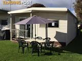TWO BEDROOM HOLIDAY CABIN FOR SALE