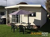 TWO BEDROOM HOLIDAY CABIN