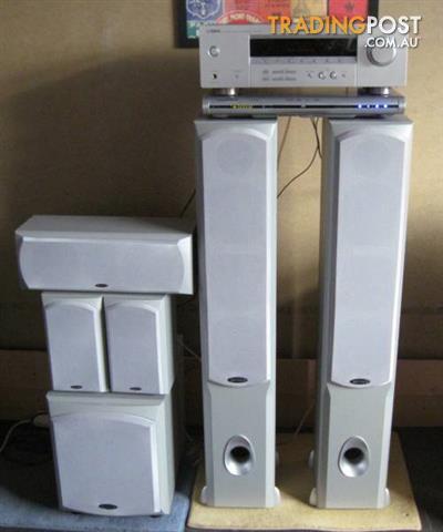 Yamaha htr 5830 a v receiver db dynamics belmont 5 1 for Yamaha receiver customer support phone number