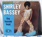 Vinyl record SHIRLEY BASSEY THE BASSEY BEAT. LP ""