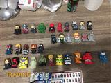 Full Set 32 Woolworths Marvel Ooshies