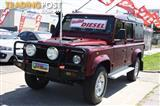 2002 LAND ROVER DEFENDER X-TREME 110 WAGON