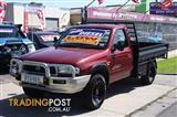 1999 MAZDA BRAVO DX B2500 CAB CHASSIS