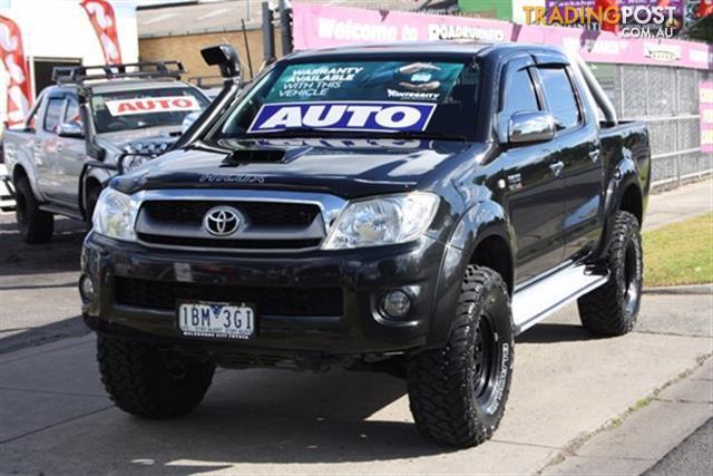 2009 Toyota Hilux Sr5 Kun26r Utility For Sale In Altona North Vic
