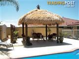 Bali Hut with Thatched roof - New