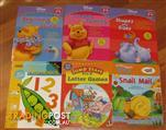 6 Educational books