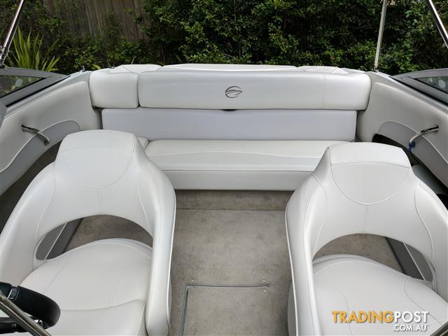 2016 Crownline 19SS Bow Rider