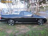 2002 HOLDEN COMMODORE SS VY UTILITY