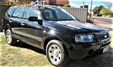 2007 FORD TERRITORY TX RWD SY MY07 UPGRADE 4D WAGON