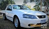 2008 FORD FALCON XL BF MKII CCHAS