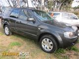 2008 FORD TERRITORY SR2 RWD SY MY07 UPGRADE 4D WAGON
