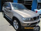 2005 BMW X5 3.0I E53 4D WAGON