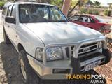 2004 FORD COURIER GL 4X4 PG CREW CCHAS