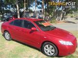 2008 TOYOTA CAMRY ALTISE ACV40R 07 UPGRADE 4D SEDAN