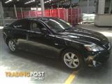 2008 Lexus IS250 Prestige GSE20R 08 Upgrade Sedan